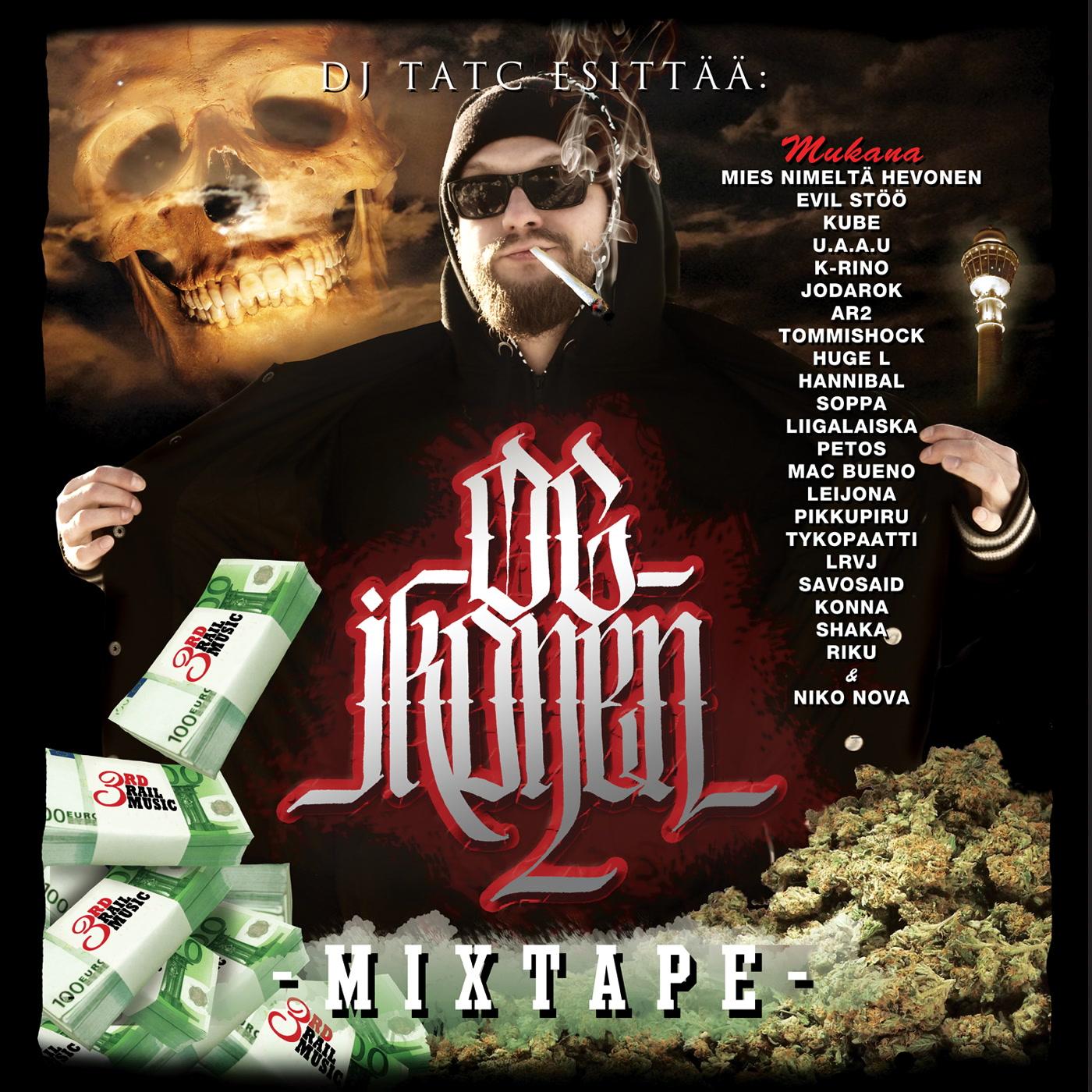 og ikonen mixtape