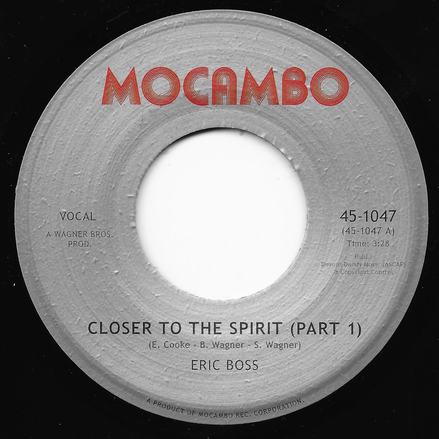 Afbeeldingsresultaat voor Eric Boss - Closer to the Spirit