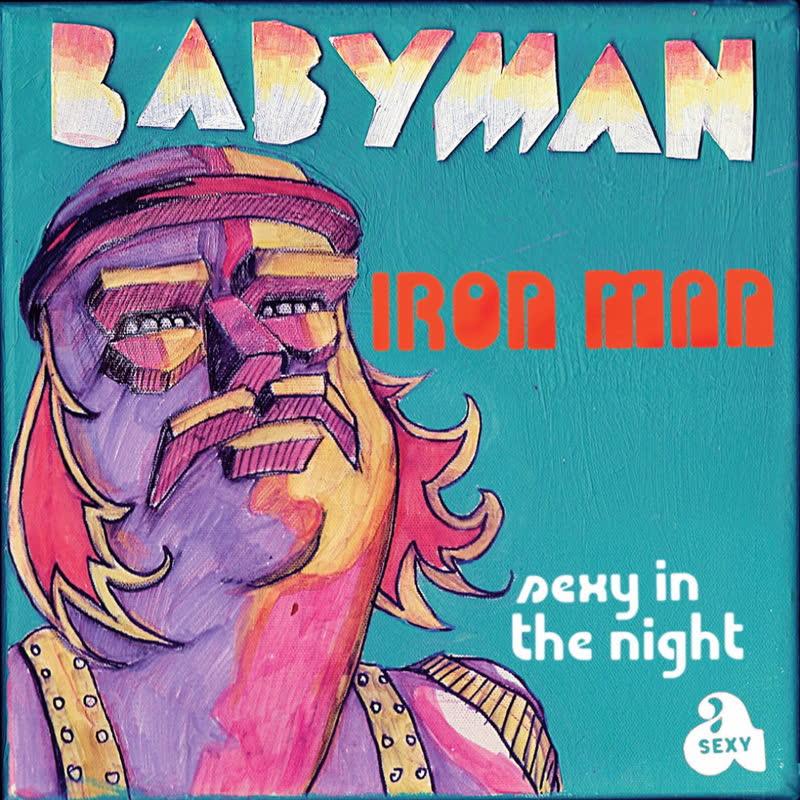 Babyman - Iron Man Aktsie048