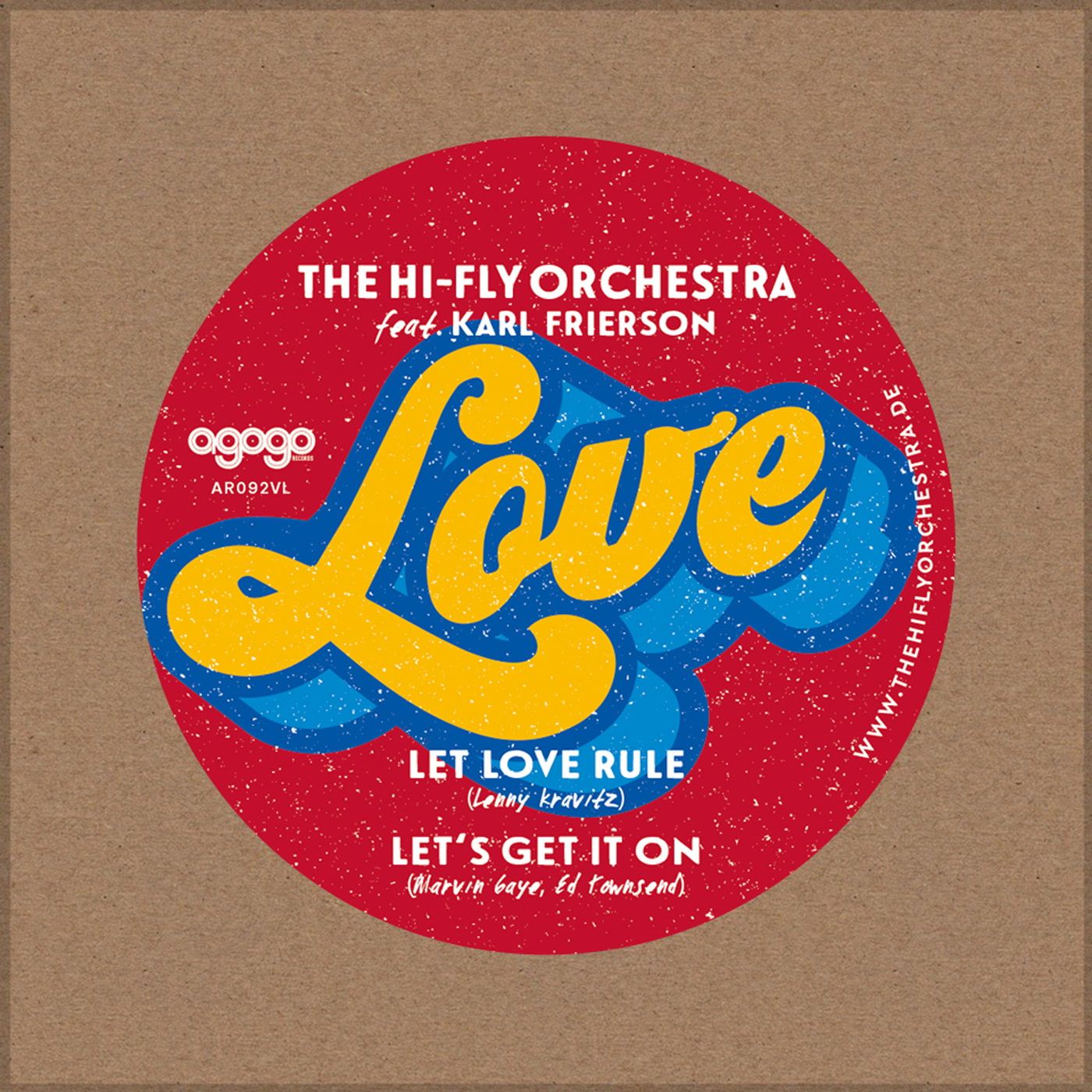 Love Ep The Hi Fly Orchestra Kudos Records