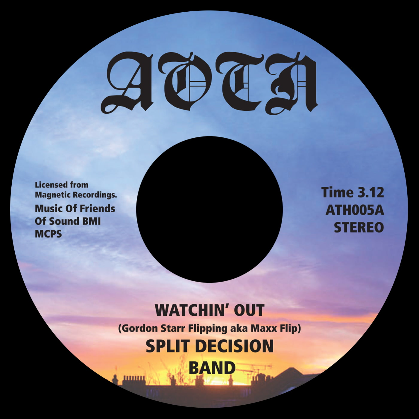 Watchin' Out - Split Decision Band | Kudos Records