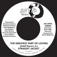 Straight Jacket - Greatest Part of Loving You
