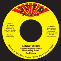 The Reality Band and Show - Gangsterboy