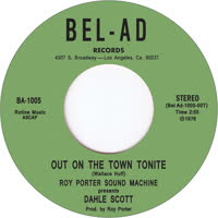 Roy Porter Sound Machine - Out On The Town Tonite