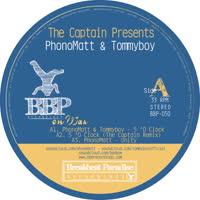 Various Artists - The Captain Presents - PronoMatt & Tommyboy