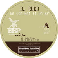 DJ Rudd - We Can Get It On EP