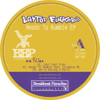 Laptop Funkers - Ready To Rumble EP