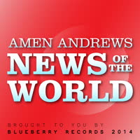 Amen Andrews - News of the World EP
