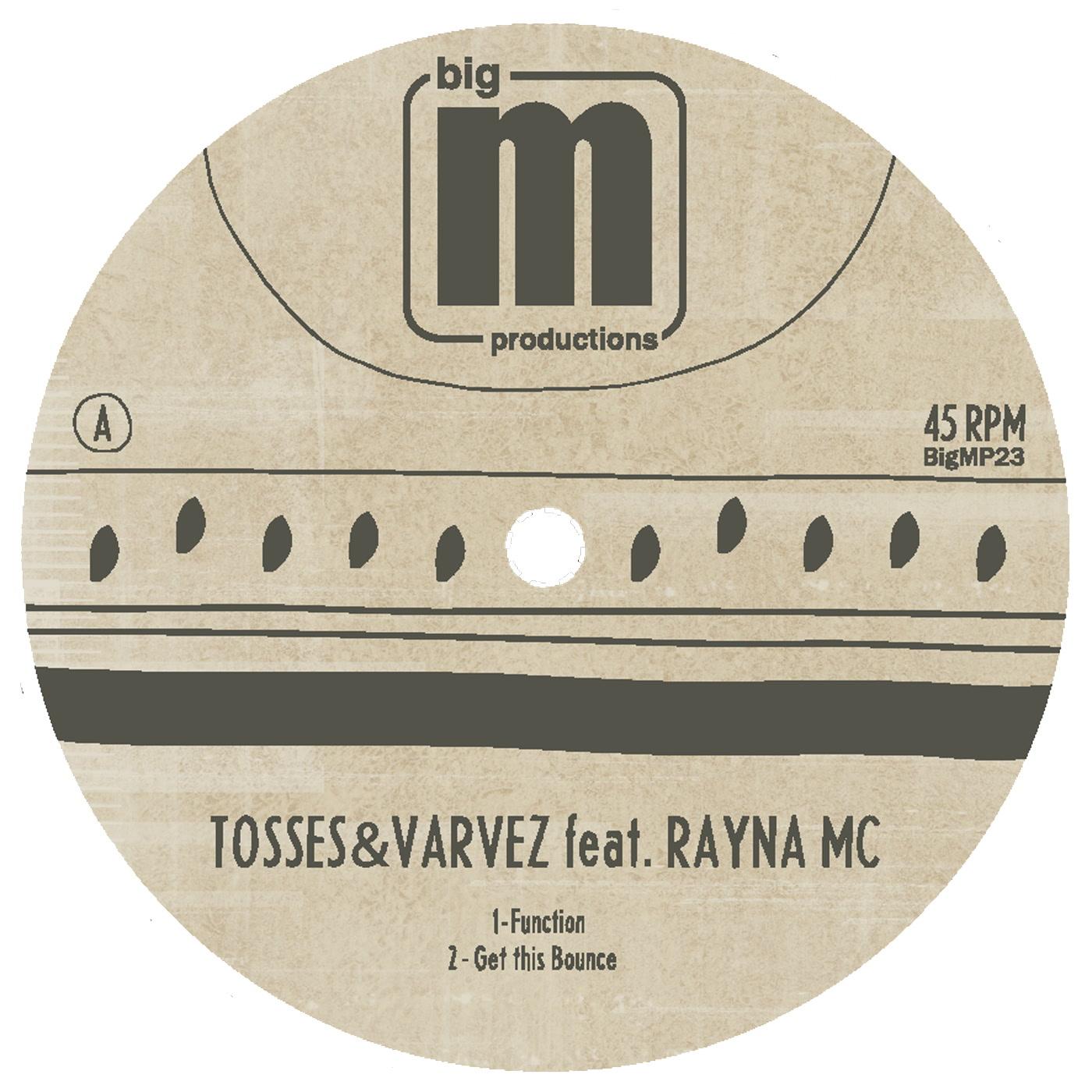 Bigm Presents Tosses Amp Varvez Ep Feat Rayna Mc