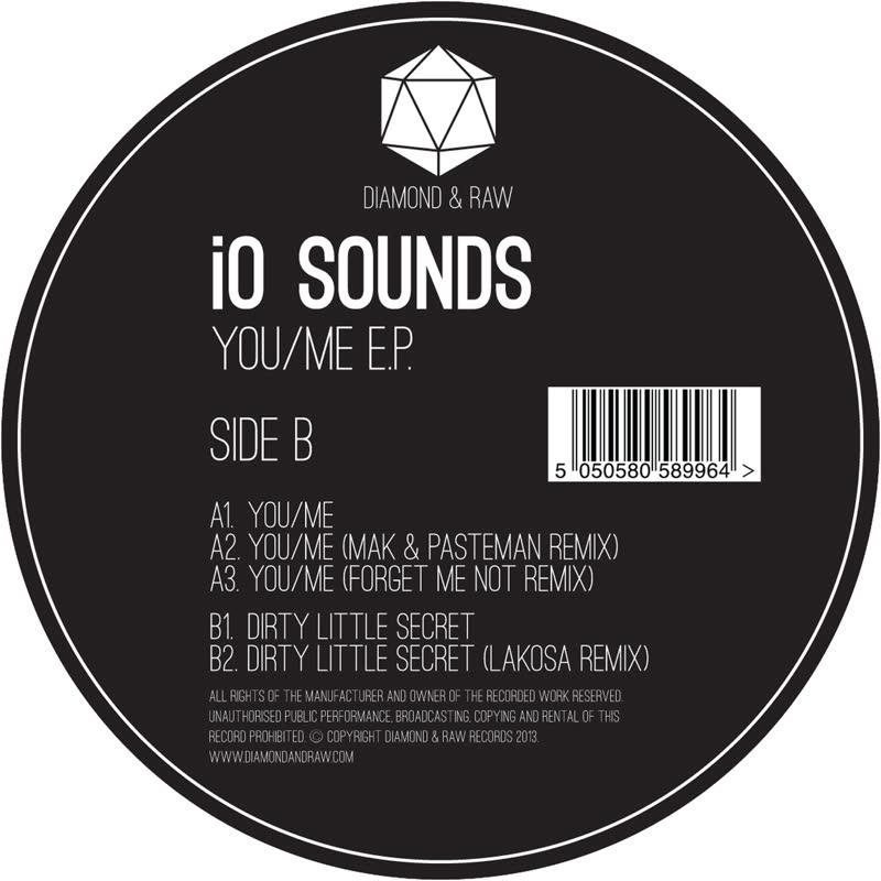 iO Sounds - You/Me EP
