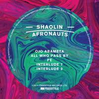 The Shaolin Afronauts - Ojo Abameta