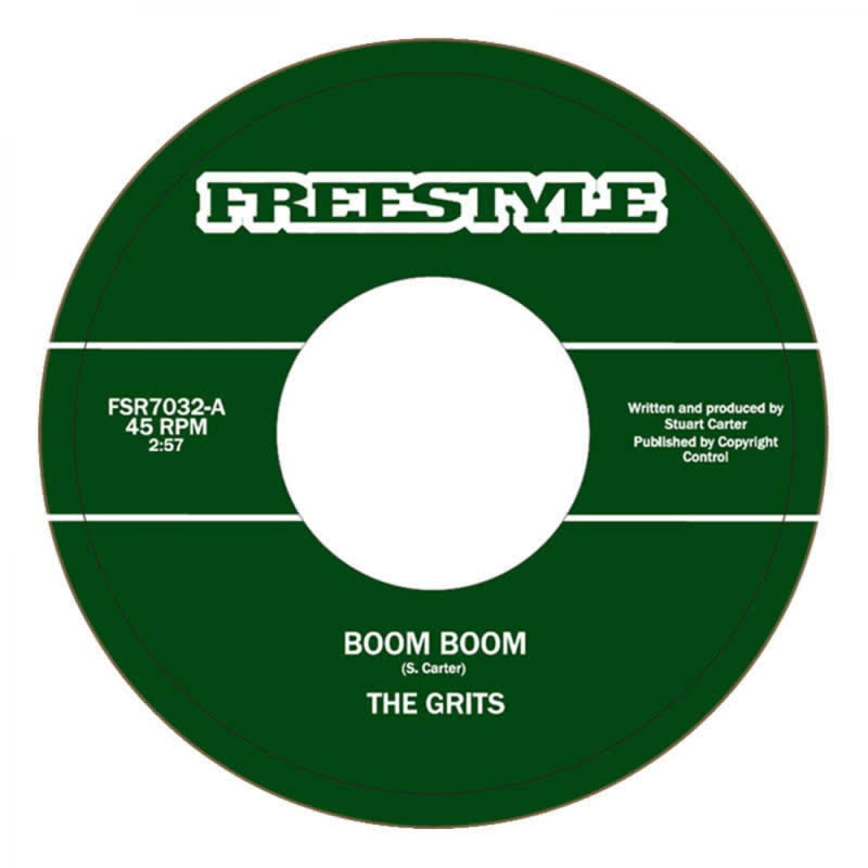 The Grits — Boom Boom | Freestyle Records