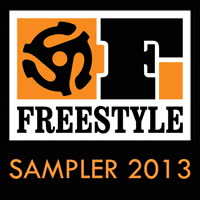Various Artists - Freestyle Records Sampler 2013