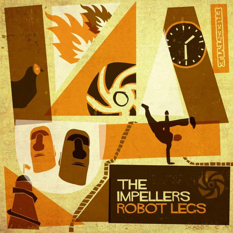 The Impellers - Robot Legs