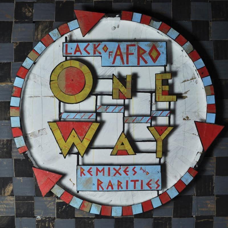 Various Artists - One Way - Remixes & Rarities - Lack Of Afro
