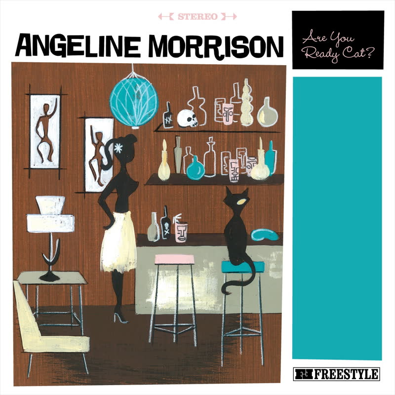 Angeline Morrison - Are You Ready Cat?