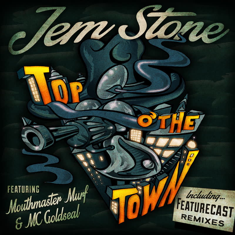 Jem Stone - Top O' The Town