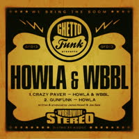 Various Artists - Ghetto Funk Presents: Howla & WBBL