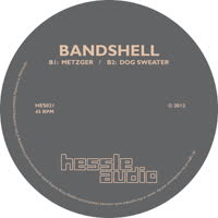 Bandshell - Dust March / Rise Em / Metzger / Dog Sweater