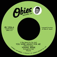 Young Jessie - You Were Meant For Me / Mary Lou