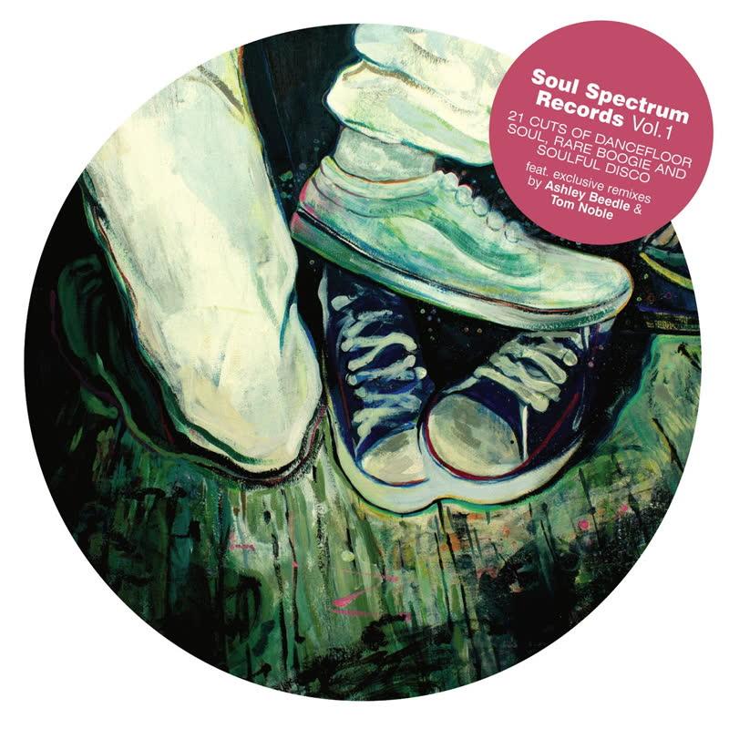 Various Artists - Soul Spectrum Records, Vol. 1