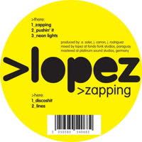Lopez - Zapping EP
