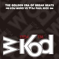 DJ Muro & DJ Paul Nice - WKOD 11154 FM The Golden Era Of Breakbeats