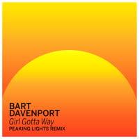 Bart Davenport - Girl Gotta Way (Peaking Lights Remix)
