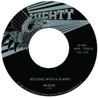 Ari Roze - Rolling With A Planet/Rolling With A Dub