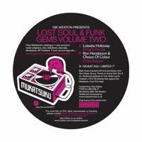 Various Artists - Nik Weston Presents Lost Funk & Soul Gems Volume Two