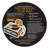 Various Artists - Nik Weston Presents Two Sides Of Club Jazz