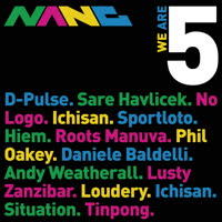 Various Artists - Nang - We Are Five