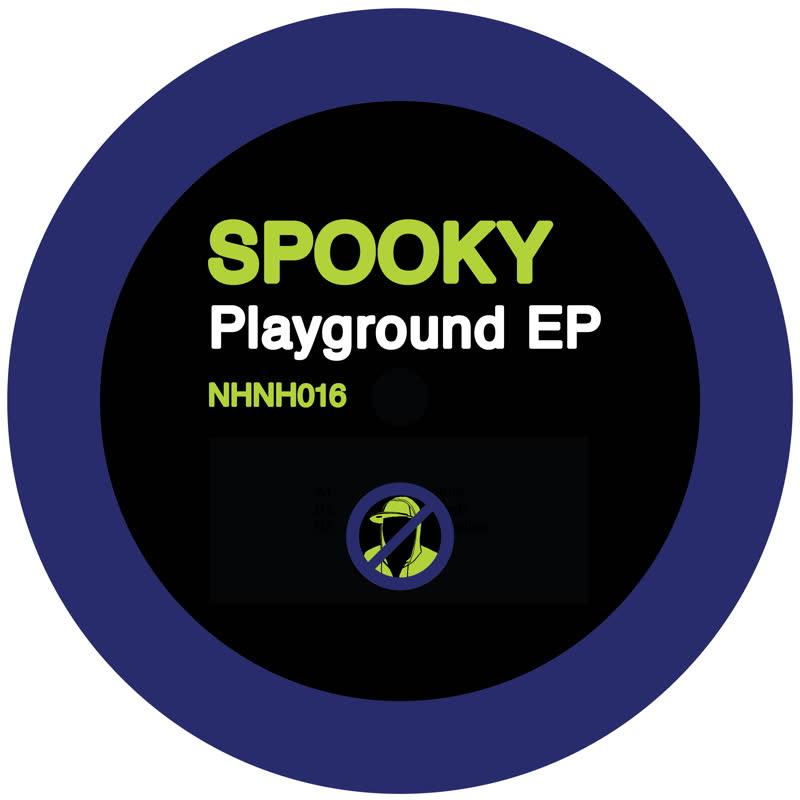 Spooky - Playground EP