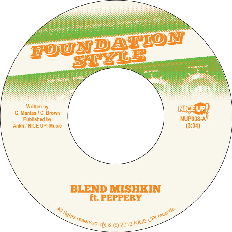 Blend Mishkin - Foundation Style