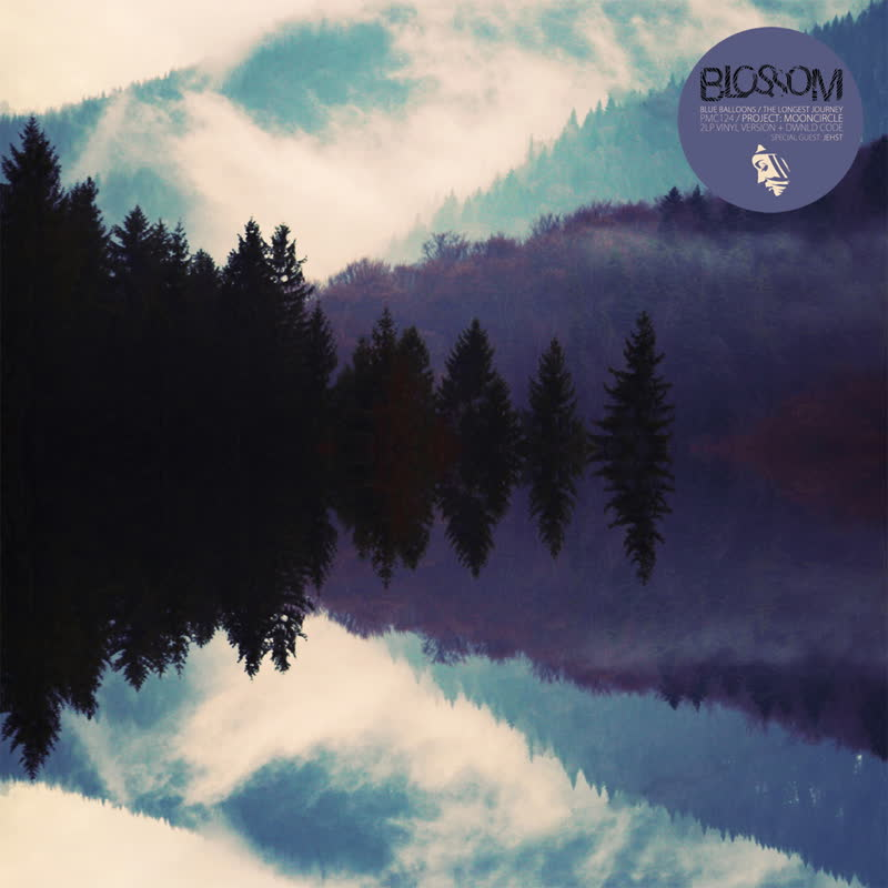 Blossom - Blue Balloons / The Longest Journey
