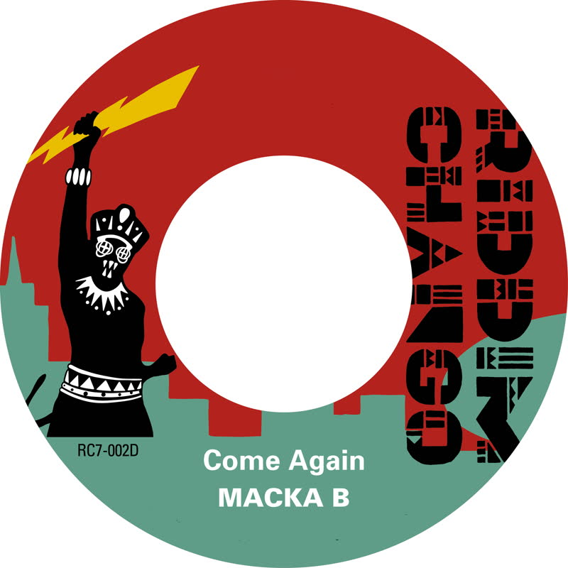 Macka B - Come Again Riddim (Instrumental) | Riddim Chango
