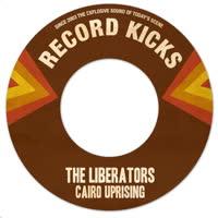 The Liberators - Cairo Uprising