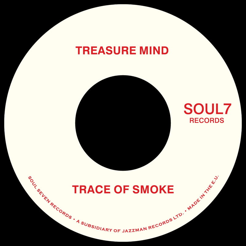 Trace of Smoke - Treasure Mind / U.R