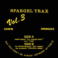 Various Artists - Spargel Trax Vol. 3