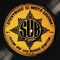 Stickybuds & Mista Savona - Clean Air