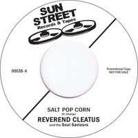 Reverend Cleatus & The Soul Saviours - Salt Pop Corn
