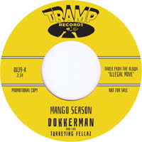 Dokkerman & the Turkeying Fellaz - Mango Season