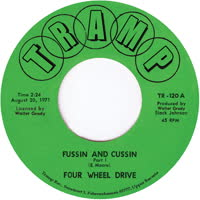 Four Wheel Drive - Fussin & Cussin