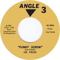 Lee Fields - Funky Screw