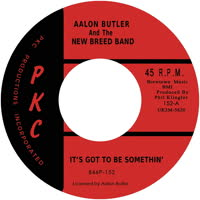 Aalon Butler and the New Breed Band - It's Got To Be Somethin'