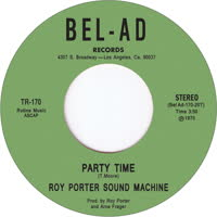 Roy Porter Sound Machine - Party Time