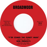 Bob French's Storyville Jazz Band - Y'er Comes the Funky Man