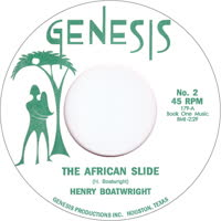 Henry Boatwright - The African Slide