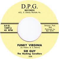 Sir Guy - Funky Virginia