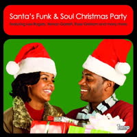 Various Artists - Santa's Funk & Soul Christmas Party (Full Version)